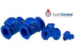 Обратные клапаны для воды и канализации