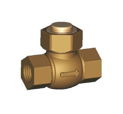 Клапан обратный CP4200